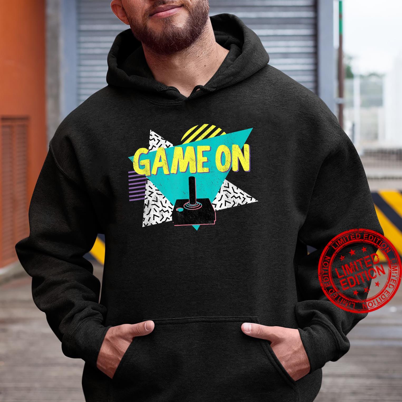 70s or 80s Retro Vintage Video Game Shirt hoodie