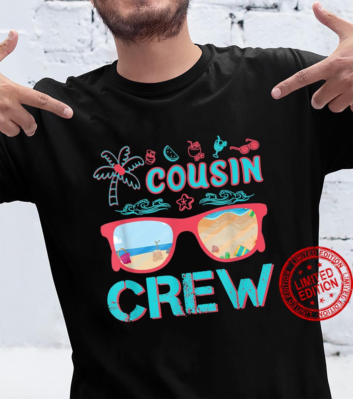 Funny Cousin Crew Summer Shirt