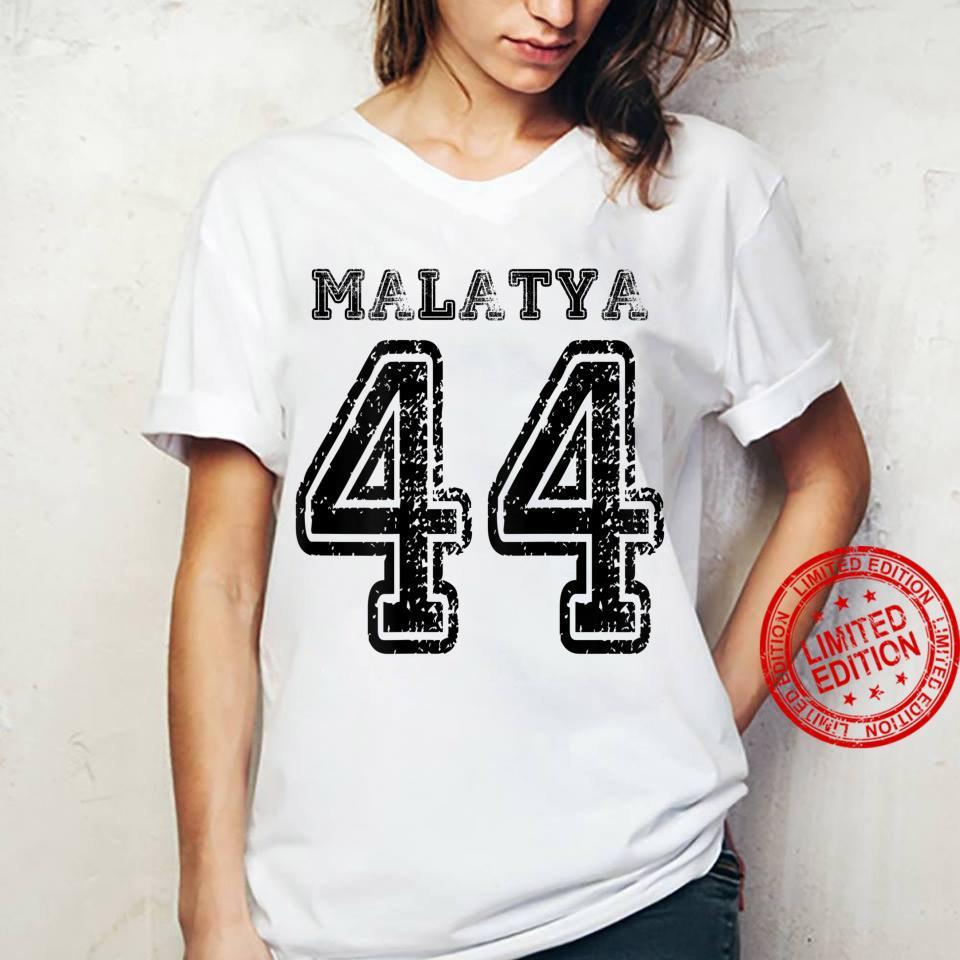 Malatya 44 Türkiye Shirt ladies tee