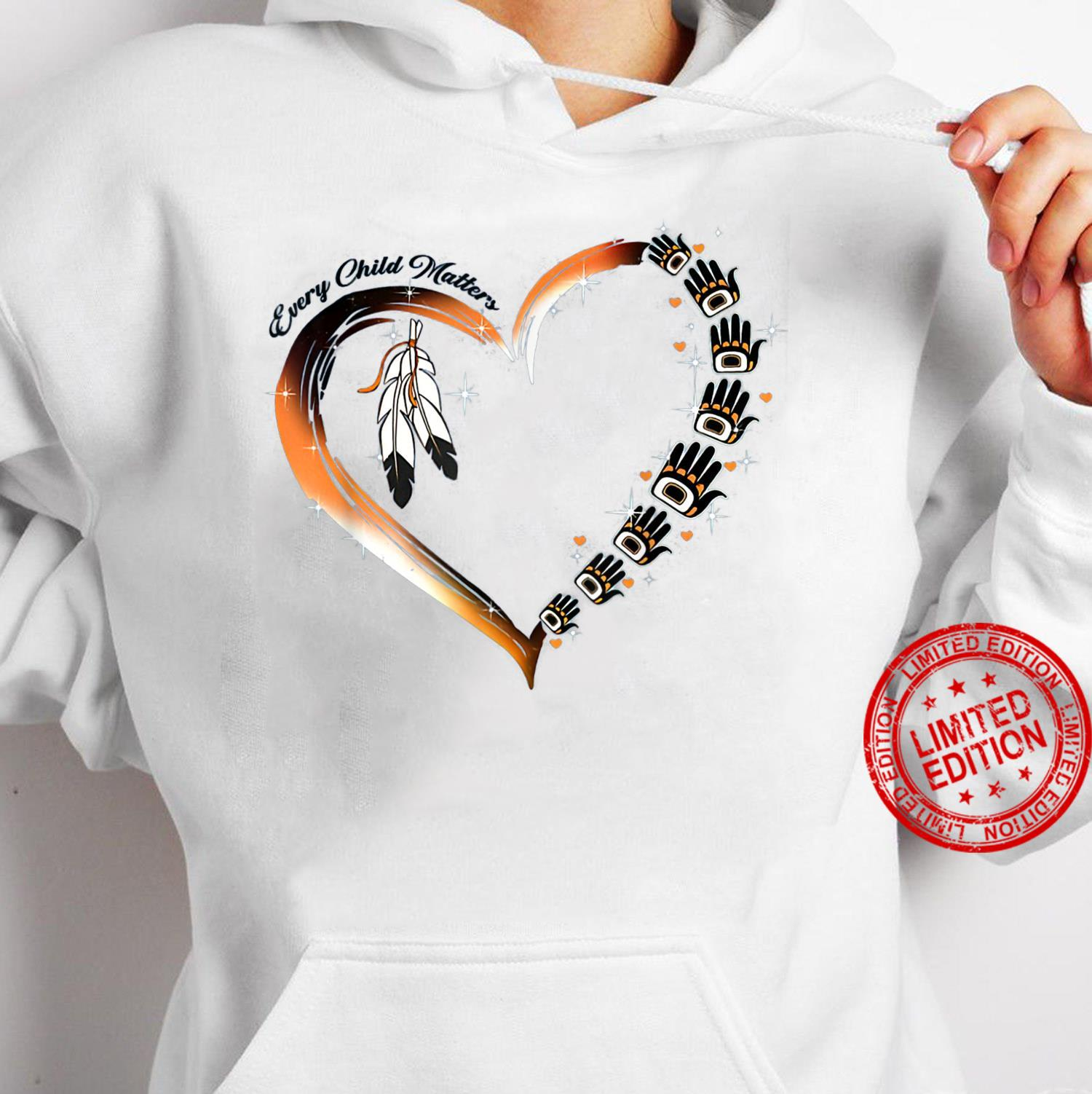 Native American Day 2021 Every Child Matters September 24 Shirt hoodie
