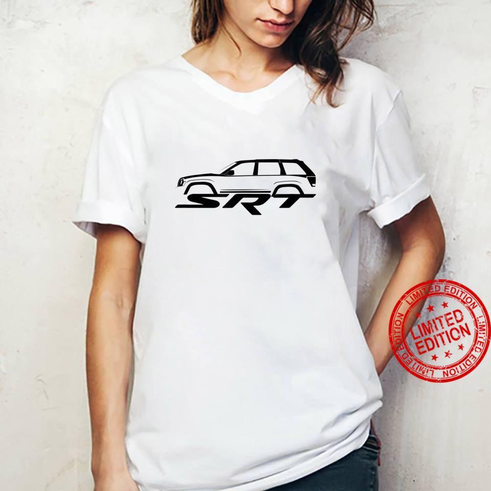 WK1 SRT8 Silhouette Shirt ladies tee