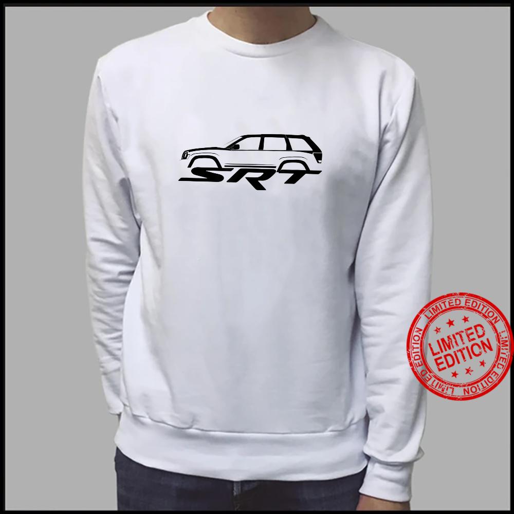 WK1 SRT8 Silhouette Shirt sweater