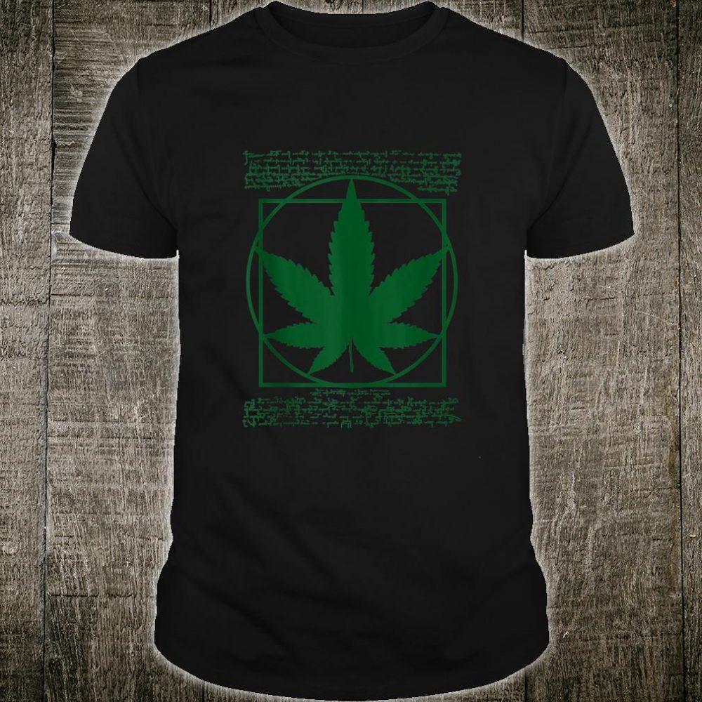 Cannabis Clothing, Marijuana Apparel 420 Cannabis Shirt