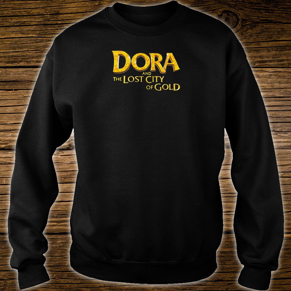 Dora and the lost city of Gold shirt sweater