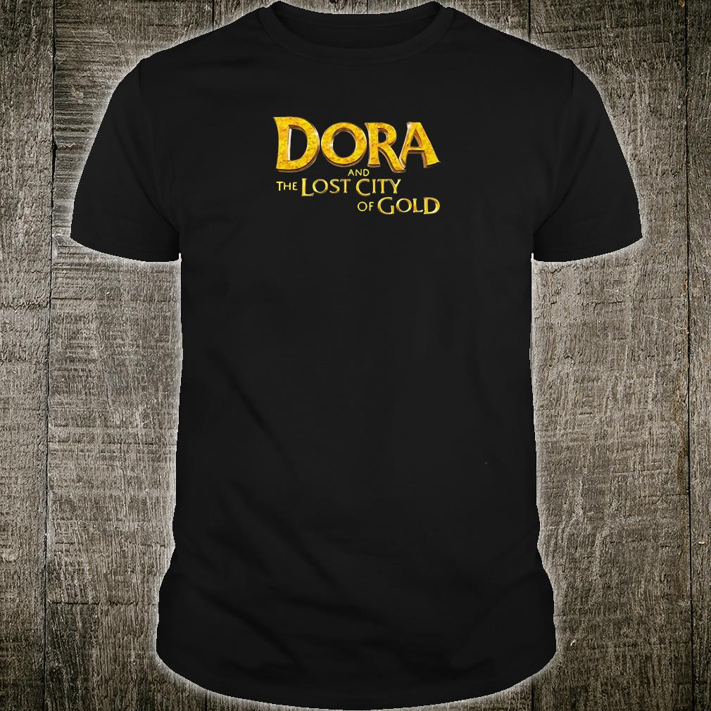 Dora and the lost city of Gold shirt