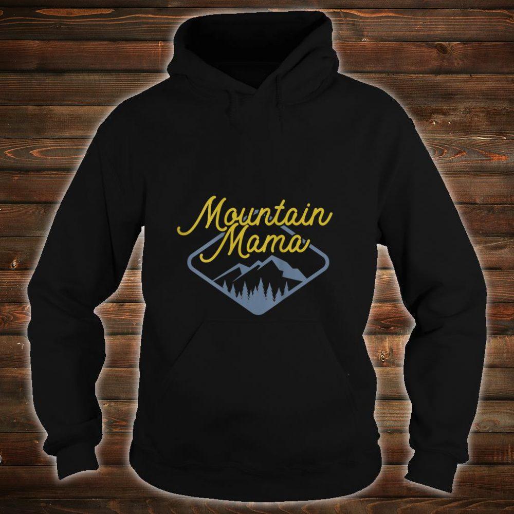 Mountain Mama Shirt hoodie