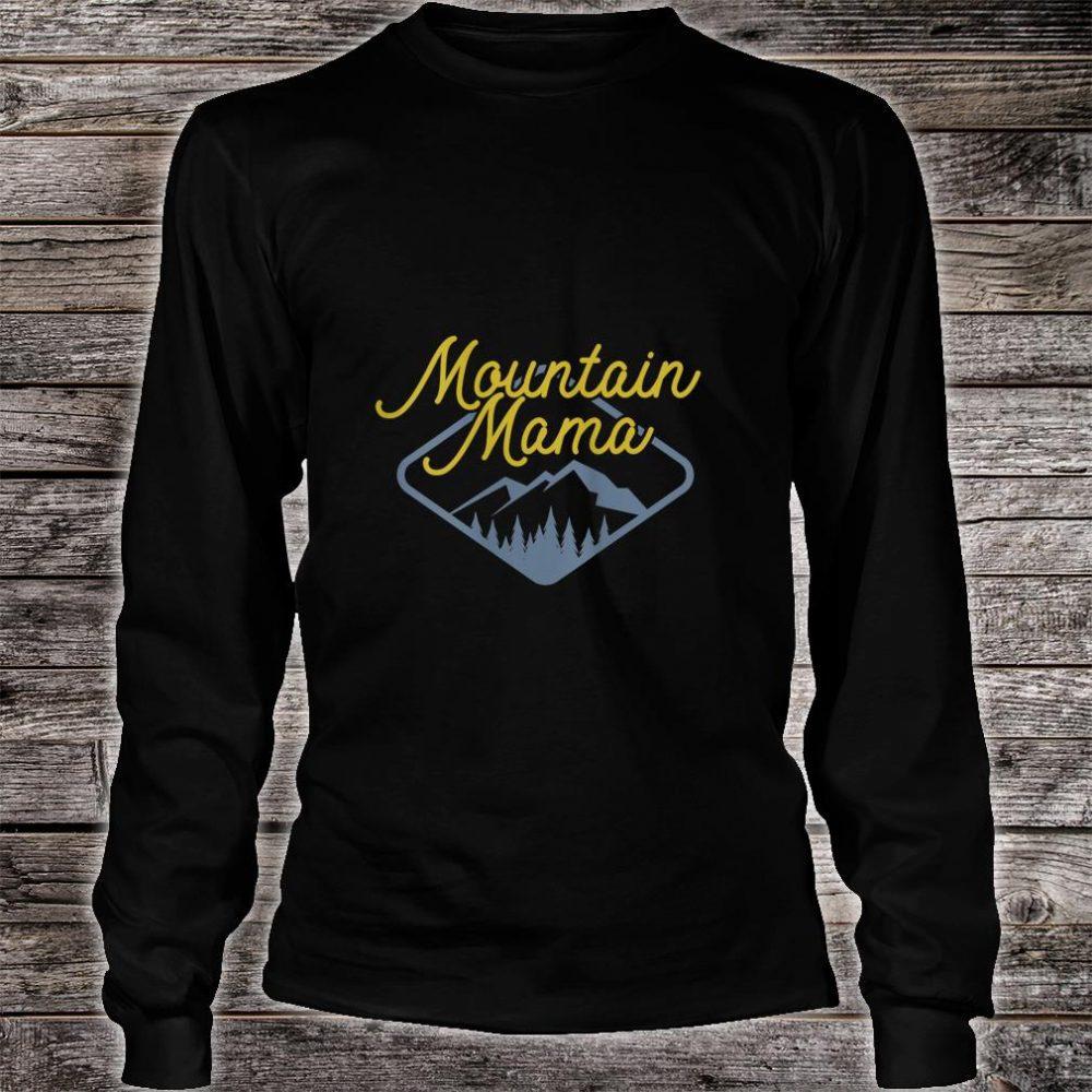 Mountain Mama Shirt long sleeved