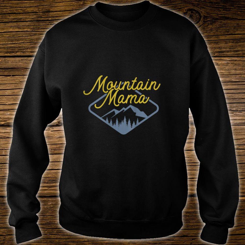 Mountain Mama Shirt sweater