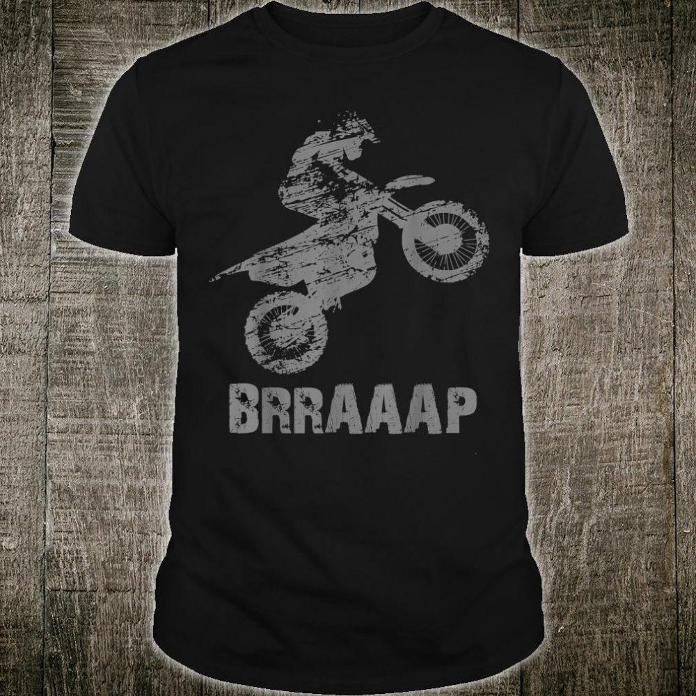 MyFavorTee Brraaap Bike Motocykle Motocross Riders Shirt