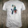 Pennywise NFL team football Washington Redskins toilet shirt