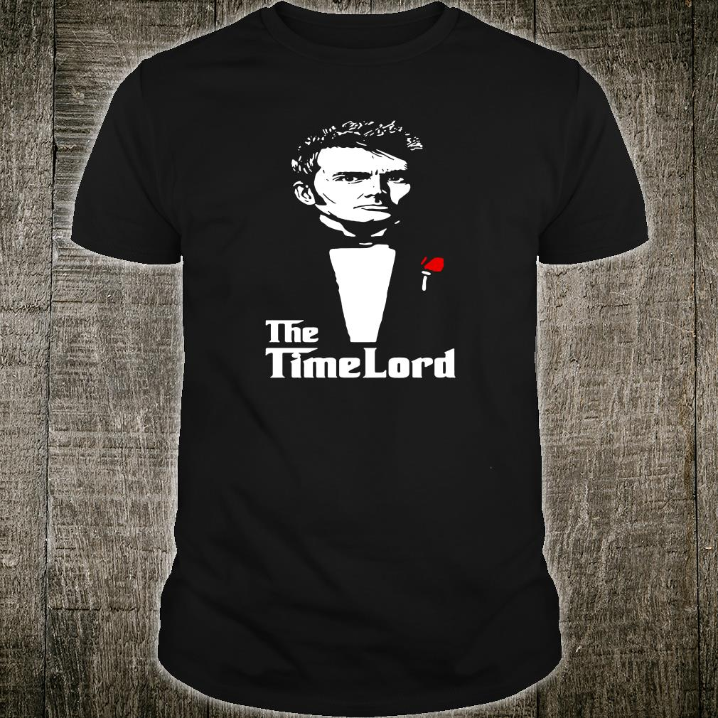 The Time Lord shirt