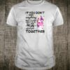 Unicorn if you don't have anything nice to say come sit by me we'll make fun shirt