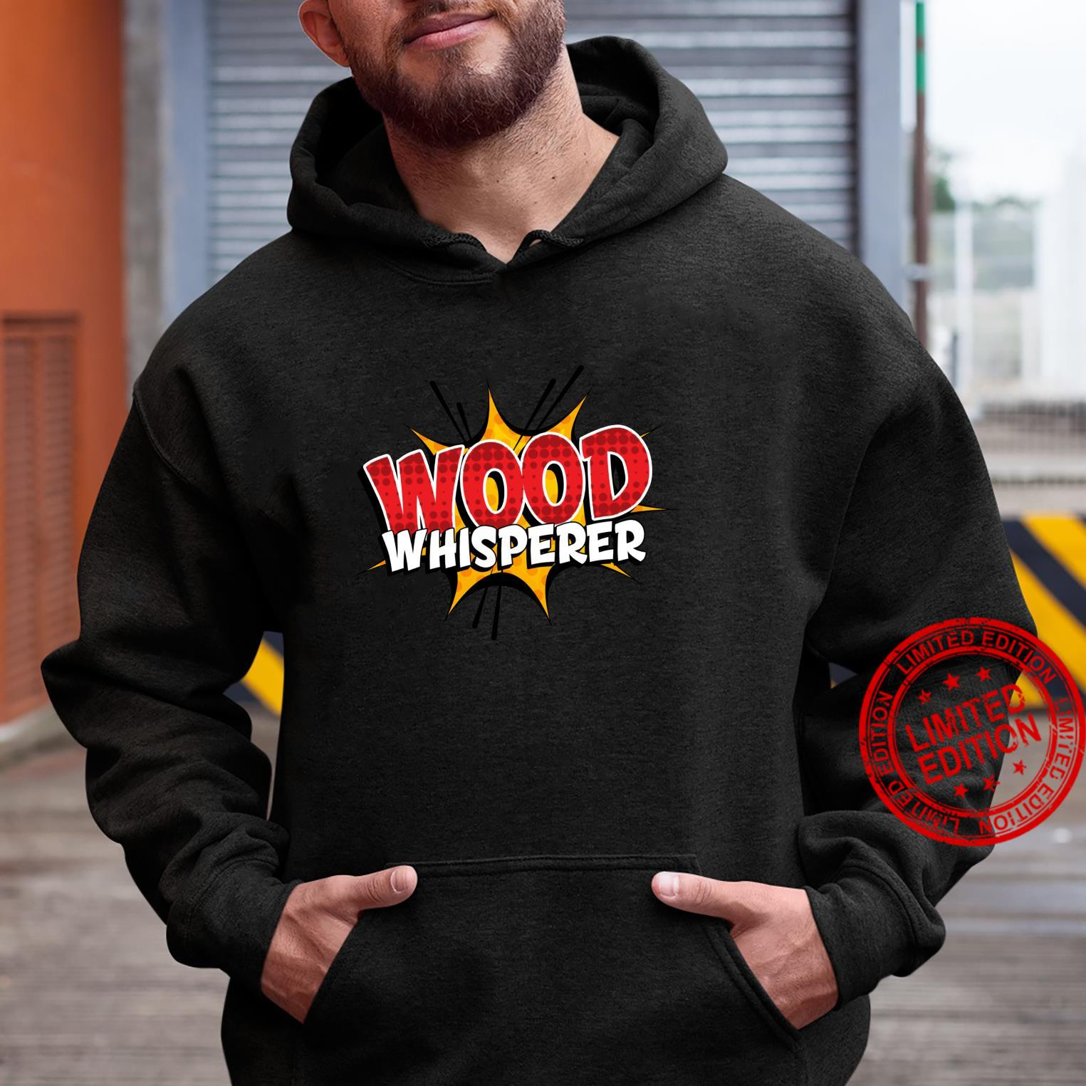 Wood Whisperer Woodworking Shirt hoodie